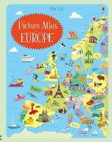 Picture Atlas of Europe by Jonathan Melmoth