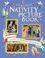 Nativity Picture Book by Jane Chisholm