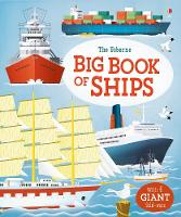 Big Book of Ships by Minna Lacey