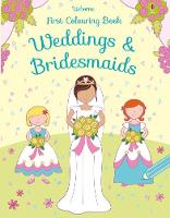 First Colouring Weddings and Bridesmaids by Jessica Greenwell