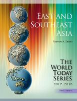 East and Southeast Asia 2017-2018 by Steven A. Leibo