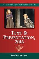 Text & Presentation, 2016 by Graley Herren