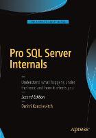 Pro SQL Server Internals by Dmitri Korotkevitch