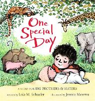 One Special Day A Story for Big Brothers and Sisters by Jessica Meserve