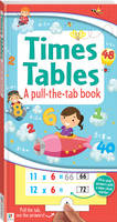 Times Tables a pull-the-tab book by