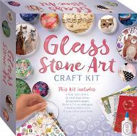 Glass Stone Art Craft Kit (tuck box) by