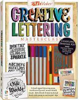 Art Maker Creative Lettering Masterclass Kit (portrait) by