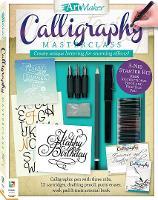 Art Maker Calligraphy Masterclass Kit (portrait) by Peter Taylor