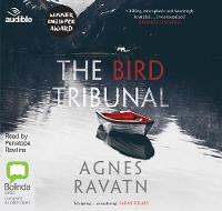 Cover for The Bird Tribunal by Agnes Ravatn