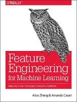 Feature Engineering for Machine Learning by Alice Zheng