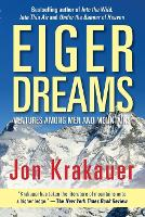 Cover for Eiger Dreams  by Jon Krakauer