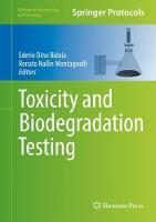 Toxicity and Biodegradation Testing by Ederio Dino Bidoia