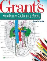 Grant's Anatomy Coloring Book by Herring