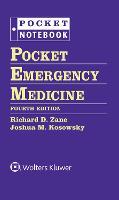 Pocket Emergency Medicine by Zane