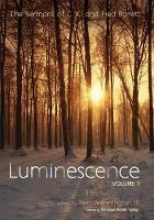 Luminescence, Volume 1 by C K Barrett