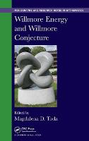 The Willmore Conjecture and the Willmore Energy by Magdalena D. (Texas Tech University, Lubbock, USA) Toda