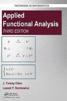 Applied Functional Analysis by J. Tinsley Oden, Leszek Demkowicz