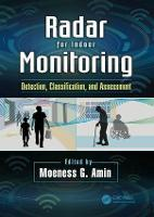 Radar for in-Door Monitoring Detection, Localization, and Assessment by Moeness Amin