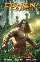 Conan The Slayer Volume 2 The Devil in Iron by Cullen Bunn