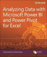 Analyzing Data with Power BI and Power Pivot for Excel by Alberto Ferrari, Marco Russo