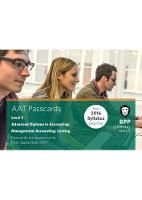 AAT Management Accounting Costing Passcards by BPP Learning Media