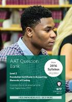 AAT Elements of Costing Question Bank by BPP Learning Media
