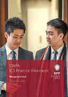 CIMA Management E2, F2 & P2 Integrated Case Study Practice Workbook by BPP Learning Media