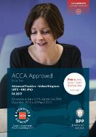 ACCA P6 Advanced Taxation FA2017 Study Text by BPP Learning Media