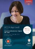 ACCA Corporate and Business Law (English) Study Text by BPP Learning Media