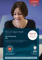 ACCA Financial Reporting Study Text by BPP Learning Media