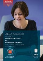 FIA Managing Costs and Finances MA2 Interactive Text by BPP Learning Media