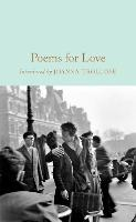 Poems for Love by Gaby Morgan, Joanna Trollope