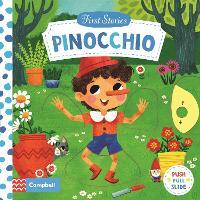 Pinocchio by Miriam Bos