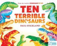 Ten Terrible Dinosaurs by Paul (Illustrator) Stickland