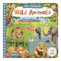 Wild Animals by Jenny Wren