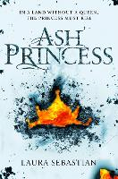 Book Cover for Ash Princess by Laura Sebastian