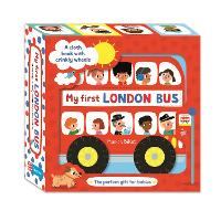 My First London Bus Cloth Book by Marion Billet