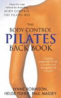 Pilates Back Book by Lynne Robinson