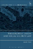 The European Union and Social Security Law by Jaan Paju