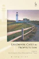 Landmark Cases in Property Law by Simon Douglas