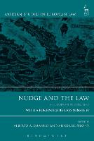 Nudge and the Law A European Perspective by Alberto Alemanno