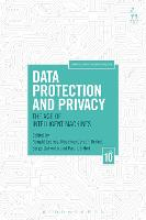 Data Protection and Privacy The Age of Intelligent Machines by Ronald Leenes