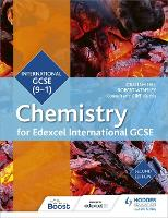 Edexcel International GCSE Chemistry Student Book Second Edition by Graham Hill, Robert Wensley