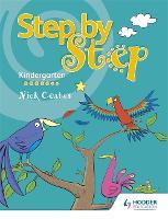 Step by Step Kindergarten Book by Nick Coates