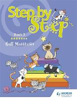 Step by Step Book 3 by Gill Matthews