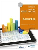 Cambridge IGCSE and O Level Accounting by June Baptista