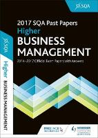 Higher Business Management 2017-18 SQA Past Papers with Answers by SQA