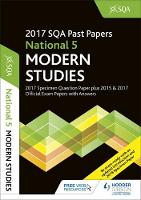 National 5 Modern Studies 2017-18 SQA Specimen and Past Papers with Answers by SQA