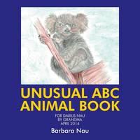 Unusual ABC Animal Book by Barbara Nau