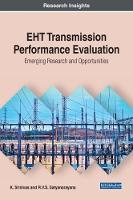 EHT Transmission Performance Evaluation: Emerging Research and Opportunities by K. Srinivas, R.V.S. Satyanarayana